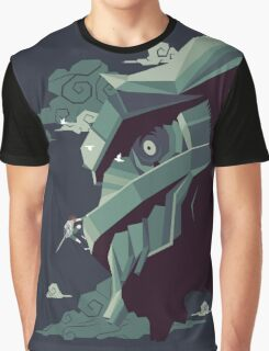 Colossal Spirit Graphic T-Shirt
