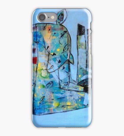 Born iPhone Case/Skin