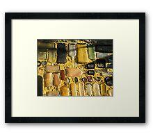 archaeology 101 Framed Print