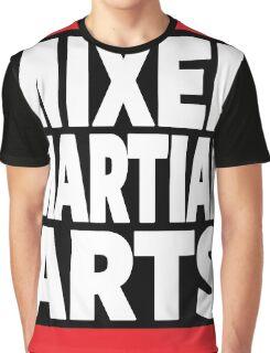 Mixed Martial Arts Graphic T-Shirt