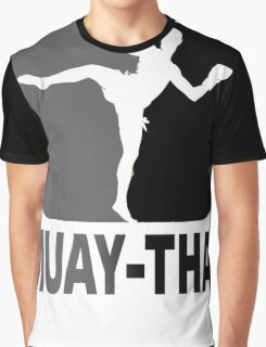Muay Thai - Thai Boxing Graphic T-Shirt
