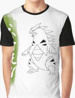 Tyranitar Graphic T-Shirt