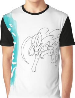 Suicune Graphic T-Shirt