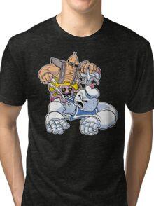 Mega Munchies Tri-blend T-Shirt