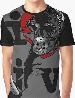 i <3 jv Graphic T-Shirt