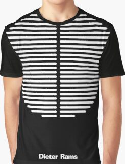 DIETER RAMS Graphic T-Shirt