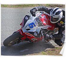 William Dunlop - Skerries 100 Poster