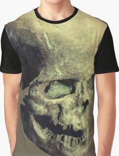 Skull Polar ColourEffect Graphic T-Shirt
