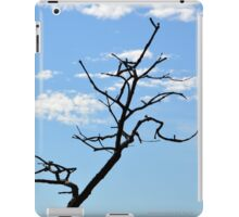Snag - Dying Tree | Center Moriches, New York  iPad Case/Skin