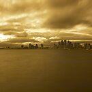 Bronze Bay by Gary Cummins