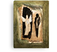 two in us Canvas Print