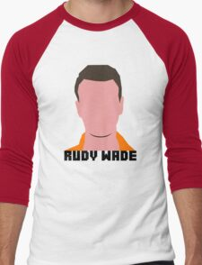 Rudy Wade Men's Baseball ¾ T-Shirt