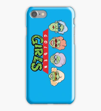Thank You For Bein' A Turtle iPhone Case/Skin