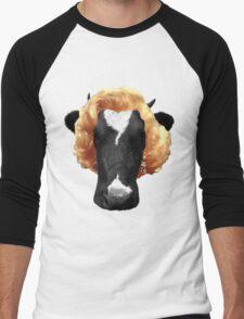 Marilyn MOOnroe Men's Baseball ¾ T-Shirt