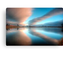 Outwoods Lake 3.0 Canvas Print