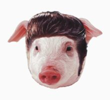 Elvis Pigley by crazythreads