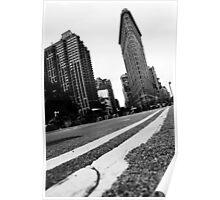 """Flatiron Building"" Poster"