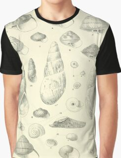 Manual of the New Zealand Mollusca by Henry Sutter 1915 0129 Laodia Graphic T-Shirt