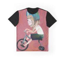 conejo en bicicleta 2006 Graphic T-Shirt