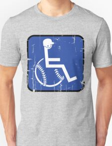 Handicapable  Sports: Baseball T-Shirt