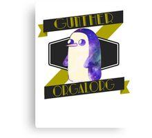 Orgalorg/Gunther Canvas Print