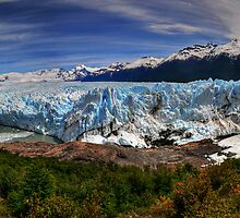 Perito Moreno Glacier by Peter Hammer