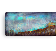 Barely Winter Canvas Print