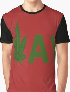 I Love AY Graphic T-Shirt