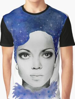 Diana Ross Graphic T-Shirt