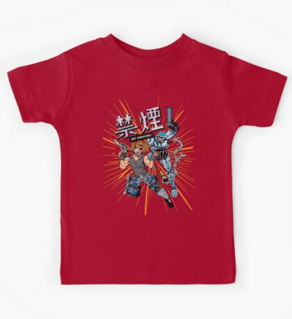 Escape from Delta City Kids Tee