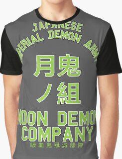 Moon Demon Company (Green) Graphic T-Shirt