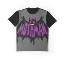 MothMan Graphic T-Shirt