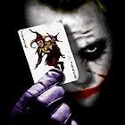 The Joker by benfitzroy