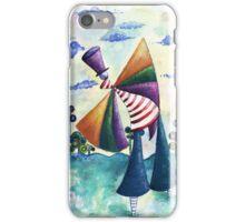 Zanquero iPhone Case/Skin
