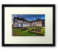 Normanby Hall Framed Print