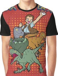 Gotta Hunt Em All Graphic T-Shirt