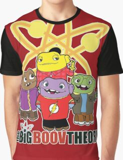 Big Boov Theory Graphic T-Shirt