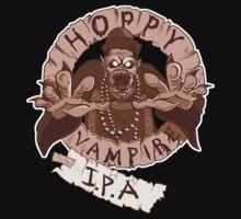Hoppy Vampire IPA - Chocolate Stout Edition One Piece - Long Sleeve