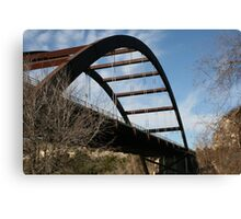 """The 360 Bridge"" Canvas Print"