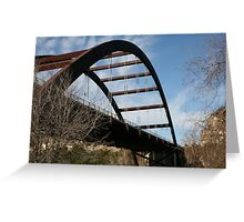 """The 360 Bridge"" Greeting Card"