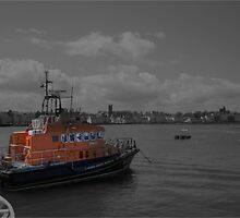 Donaghadee Harbour by Ray King