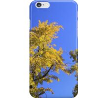 Yellow Tree iPhone Case iPhone Case/Skin