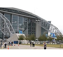 """Dallas Cowboy Stadium"" Photographic Print"