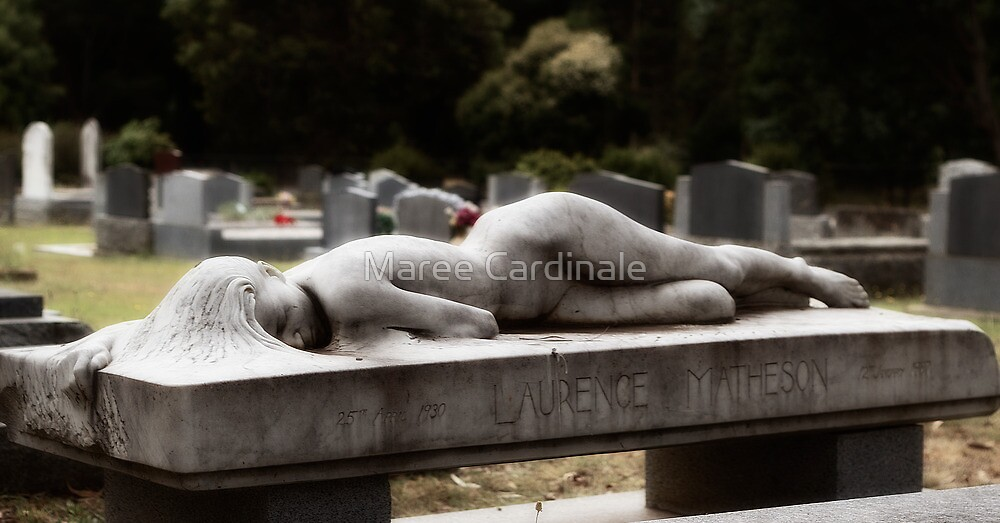 At Rest by Maree Cardinale