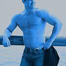 Eric Blue 20 by korokstudios