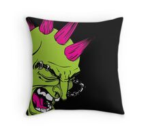 Liberty Spike Throw Pillow
