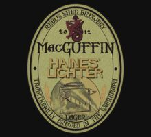 MacGuffin Brewery - Haines' Lighter Lager by Marconi Rebus