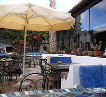 The Bodega Courtyard by Fara
