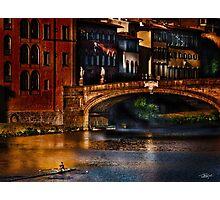 Good Morning Florence Photographic Print