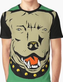 PIT BULL-23 Graphic T-Shirt